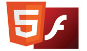 News - Flash Back: Flash Vs HTML5